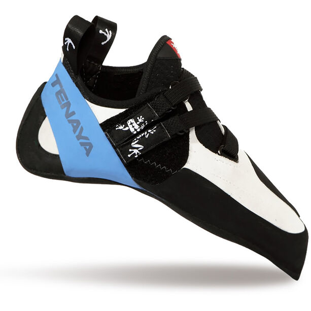 Tenaya Oasi Climbing Shoes white-blue-black