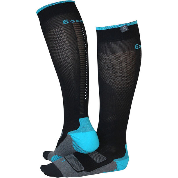 Gococo Compression Superior Air Socks black