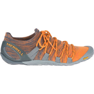 Merrell Vapor Glove 4 3D Shoes Dam orange/monument orange/monument