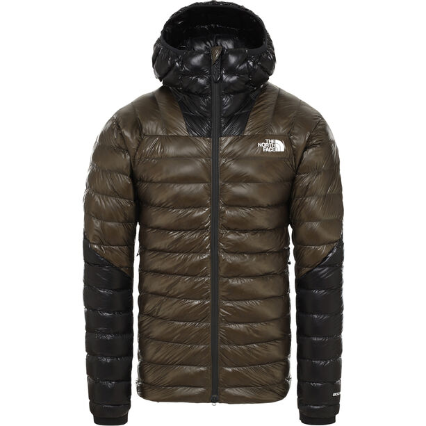The North Face L3 Down Hoodie Herr New Taupe Green/TNF Black
