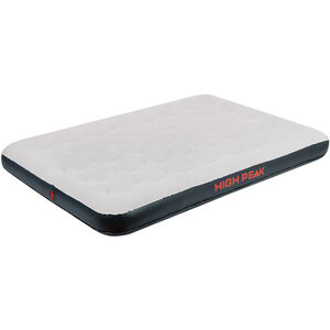 High Peak Double Air Bed light grey/dark grey light grey/dark grey