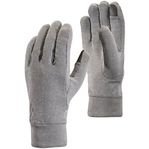 Black Diamond Lightweight Wooltech Gloves slate slate