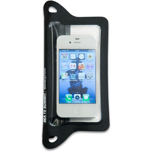 Sea to Summit TPU Wterproof Case for Smartphone black black