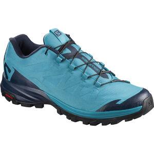 Salomon Outpath Shoes Dam blue bird/evening blue/black blue bird/evening blue/black