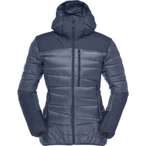 Norrøna Falketind 750 Down Hood Jacket Dam indigo night indigo night