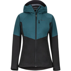 Marmot ROM Jacket Dam black/deep teal black/deep teal