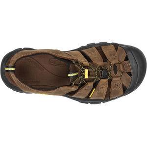 Keen Newport Sandals Herr bison