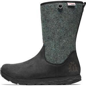 Icebug Grove Michelin Wic Woolpower Boots Dam Black/Grey Black/Grey