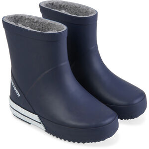 Tretorn Basic Winter Rubber Boots Barn Navy Navy