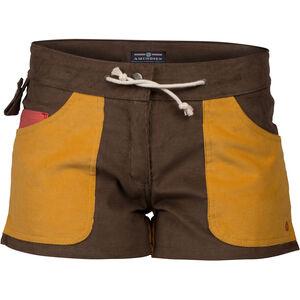 "Amundsen Sports Concord 3"" Shorts Dam cowboy/yellow haze cowboy/yellow haze"