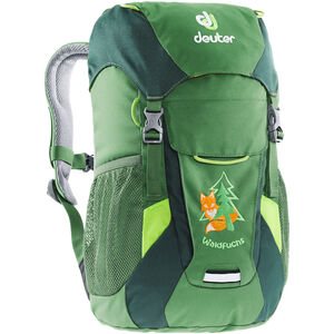 Deuter Waldfuchs Backpack 10l Barn Leaf/Forest Leaf/Forest
