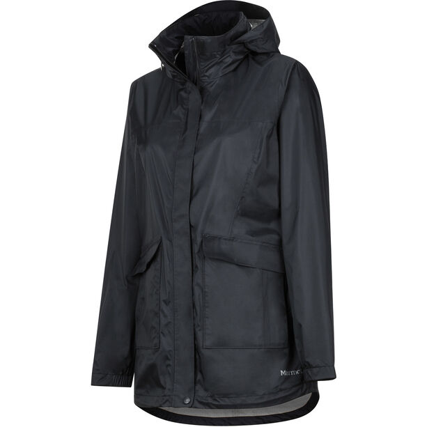 Marmot Ashbury PreCip Eco Jacket Dam black