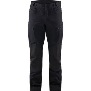 Haglöfs Rugged Mountain Pants Herr true black solid long true black solid long