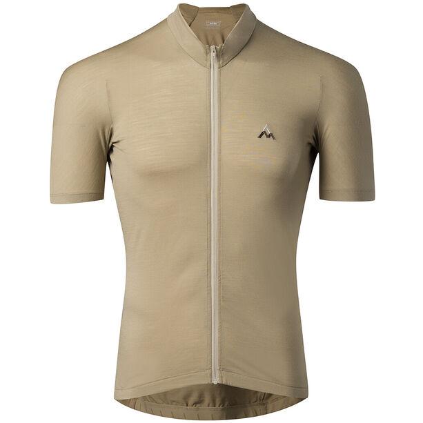 7mesh Ashlu Merino SS Jersey Shirt Men old fashioned glazed