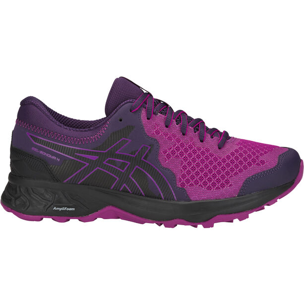asics Gel-Sonoma 4 Shoes Dam purple spectrum/night shade