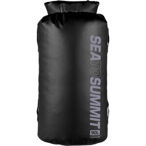 Sea to Summit Hydraulic Drypack with Harness 90l black black