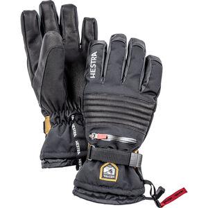 Hestra All Mountain CZone 5-Finger Gloves black black