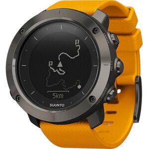 Suunto Traverse Watch amber amber