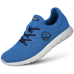 Giesswein Merino Runners Mid Shoes Herr cobalt cobalt