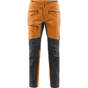 Haglöfs Rugged Flex Pants Herr Desert Yellow/True Black  Desert Yellow/True Black