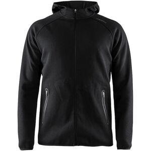 Craft Emotion Full Zip Hood Herr black black