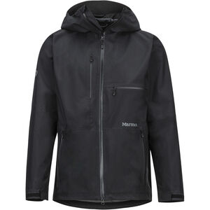 Marmot Cropp River Jacket Herr black black