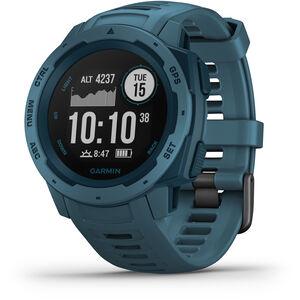 Garmin Instinct GPS Smartwatch lakeside blue lakeside blue