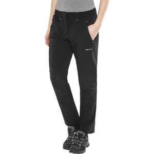 Meru Oshawa Technical Pants Dam black black