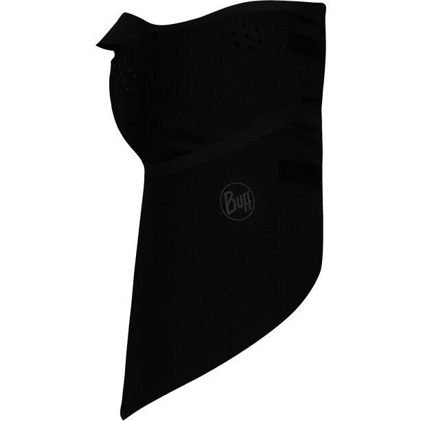 Buff Windproof Bandana solid black