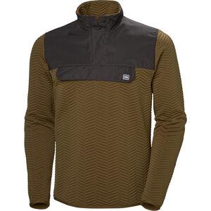 Helly Hansen Lillo Sweater Herr cedar brown cedar brown