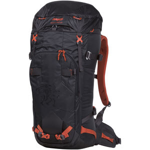 Bergans Helium PRO 40 Backpack solid charcoal/koi orange solid charcoal/koi orange