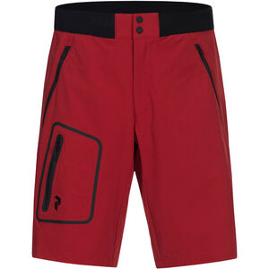 Peak Performance Light Softshell Shorts Herr chilli pepper chilli pepper
