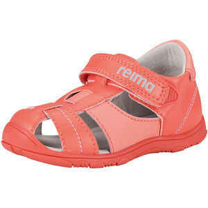 Reima Messi Sandals Barn soft red soft red