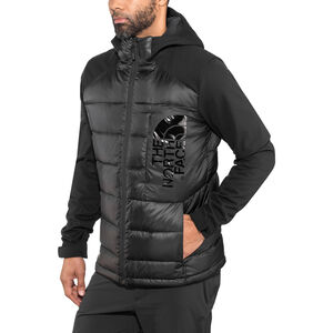 The North Face Peak Frontier Jacket Herr tnf black tnf black