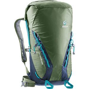 Deuter Gravity Rock&Roll 30 Backpack khaki/navy khaki/navy