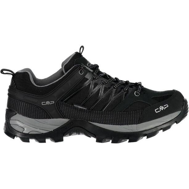 CMP Campagnolo Rigel Low WP Trekking Shoes Herr nero-grey
