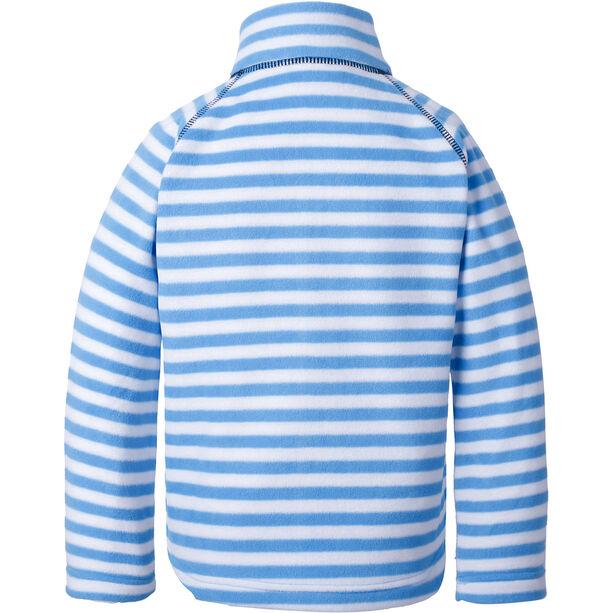 Didriksons 1913 Monte Printed Jacket Barn malibu blue simple stripe