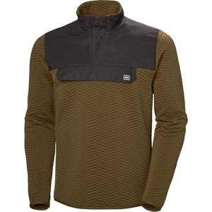 Helly Hansen Lillo Sweater Herr cedar brown cedar brown