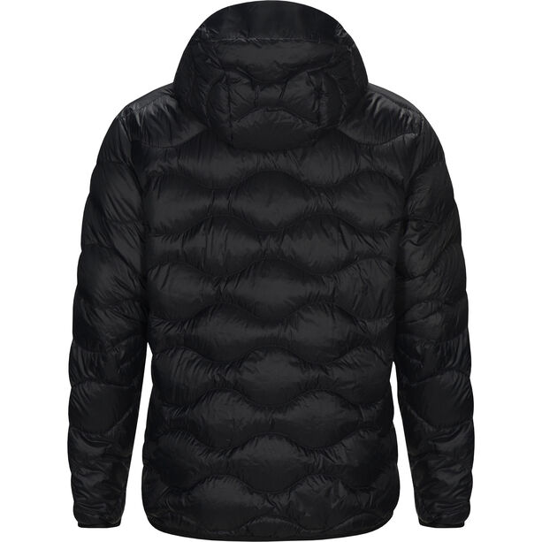 Peak Performance Helium Hood Jacket Herr Black