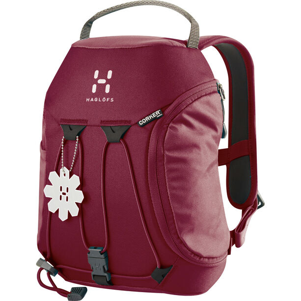 Haglöfs Corker Backpack X-Small Barn aubergine