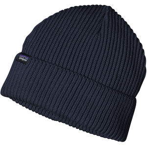 Patagonia Fishermans Rolled Beanie navy blue navy blue