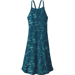 Patagonia Sliding Rock Dress Dam crackle: tidal teal crackle: tidal teal