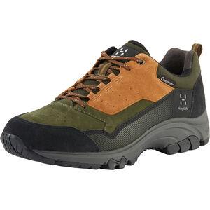Haglöfs Skuta Low Proof Eco Shoes Herr Oak/Deep Woods Oak/Deep Woods