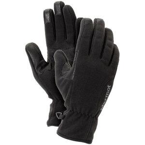 Marmot Windstopper Gloves Dam black black