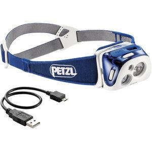 Petzl Reactik Headlamp blue blue