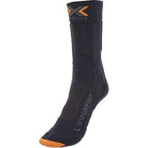 X-Socks Trekking Light & Comfort Socks Herr charcoal/anthracite charcoal/anthracite