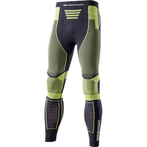 X-Bionic Effektor Power Running Pants Long Herr black/yellow black/yellow