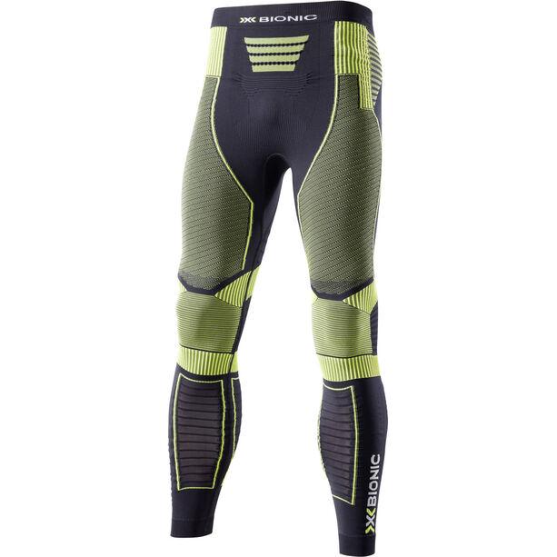 X-Bionic Effektor Power Running Pants Long Herr black/yellow