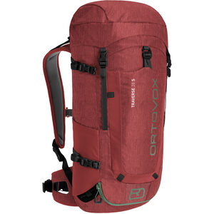 Ortovox Traverse 28 S Alpine Backpack dark blood blend dark blood blend