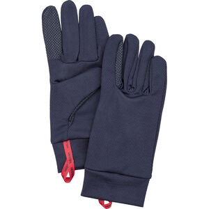 Hestra Touch Point Dry Wool Gloves 5-Finger marin marin